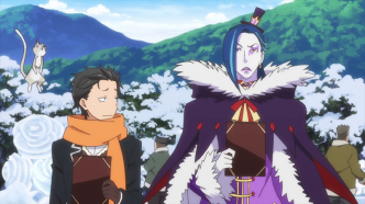 L'anime Re:Zero – Memory Snow, en Promotion Vidéo
