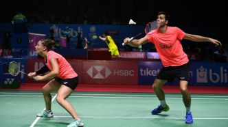 En route vers Paris 2024. Badminton : la magie du double mixte