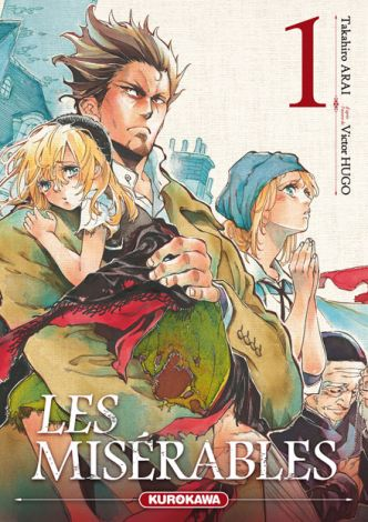 La France illustré par le manga