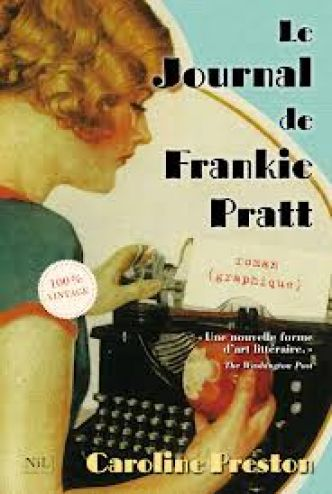 Le Journal de Frankie Pratt par Caroline Preston