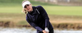 Anne-Catherine Tanguay en mission à Pinehurst