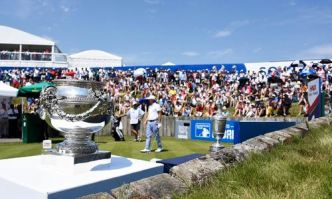 Golf - Tour européen - Open de France : du 17 au 20 octobre 2019 sans statut Rolex Series