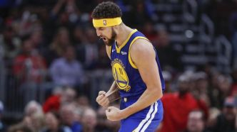 HISTORIQUE : Klay Thompson bat le record de 3 points sur un match !