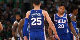 Ben Simmons : «On a juste besoin d'une victoire»