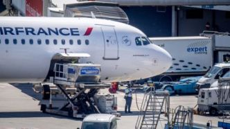 Un vol Air-France fait demi-tour, interdit de survoler la Russie