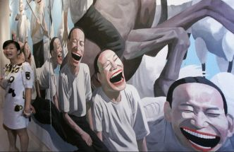 Art blows in Asia