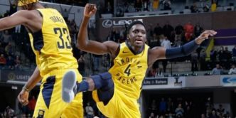 Indiana stoppe Boston grâce au game winner de Victor Oladipo !