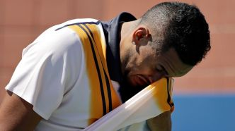 Nick Kyrgios consulte des psychologues