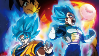 Nouvelles images du film Dragon Ball Super : Broly