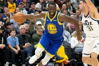 Basket - NBA - NBA : Draymond Green (Golden State) ne jouera pas contre Milwaukee
