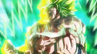 Dragon Ball Super Broly : un nouveau trailer intense