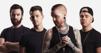 Memphis May Fire : The Old Me (clip officiel)