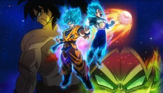 Dragon Ball Super : Broly, le 3e trailer en détails