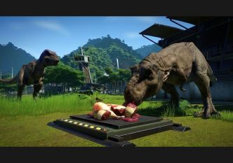 Le généticien Henry Wu est au coeur de l'extension de Jurassic World Evolution