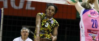 Volley – Ligue A (F/J8/) : Le Cannet sur le podium