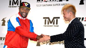 Mayweather nous prend pour des nigauds