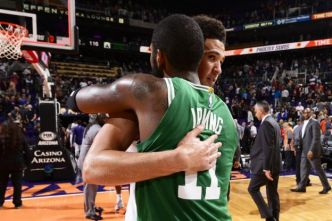 Basket - NBA - NBA : Boston s'en sort miraculeusement à Phoenix