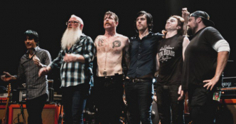Eagles Of The Death Metal : album de reprises au programme