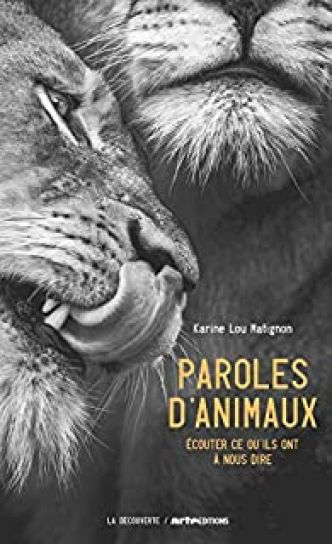 Paroles d'animaux par  Karine Lou Matignon