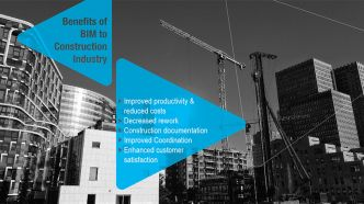 Benefits of Building Information Modeling to Construction Industry