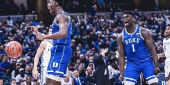 One Week In College Basketball : Duke frappe fort, West Virginia chute d'entrée !