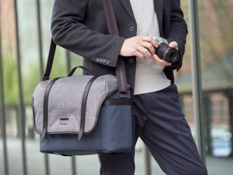 Sac photo : Olympus s'associe à Manfrotto et lance la besace Explorer