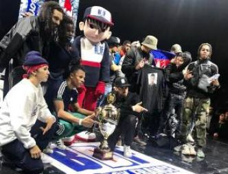 Le collectif de Clermont-Ferrand Supreme Legacy champion de France de break dance