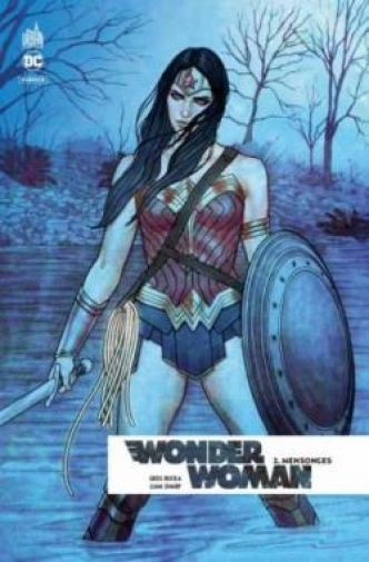 Wonder Woman Rebirth, tome 2 par  Rucka/Sharp
