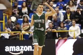 Basket - LdC - Ligue des champions : Nanterre s'impose, Dijon s'incline