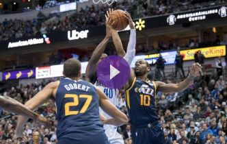 NBA : Dallas surclasse littéralement le Jazz !