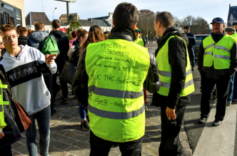 Paroles de «gilets jaunes»