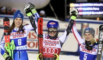 Slalom de Levi: Shiffrin reprend sa domination