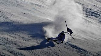 Le slalom messieurs EN DIRECT
