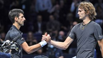 La finale du Masters en direct : Djokovic vs Zverez