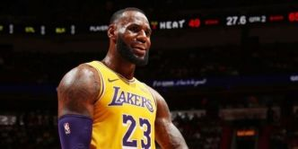 LeBron James monumental pour son retour à Miami : 51 points et la victoire des Lakers !