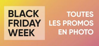 Black Friday Week : tous les bons plans photo