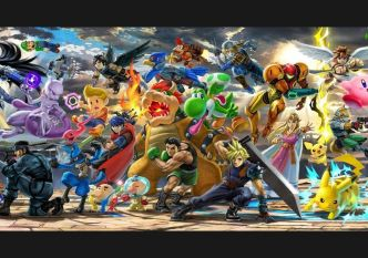 Super Smash Bros. Ultimate fait le point en 7 minutes