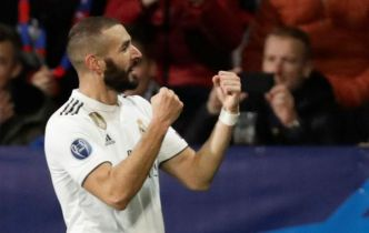 Real Madrid: Varane et Benzema titulaires