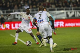 FOOTBALL : Revivez en photos le match de l'Amiens SC