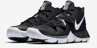 Nike Kyrie 5 Black Magic : un sort occulte balancé sur les chaussures de Kyrie Irving