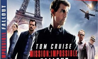 [Test – Blu-ray] Mission: Impossible – Fallout – Paramount Pictures