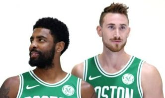 Kyrie Irving a eu une discussion avec Gordon Hayward