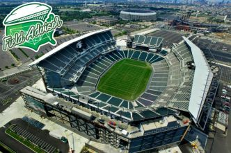Field Advisor : le Lincoln Financial Field des Philadelphia Eagles