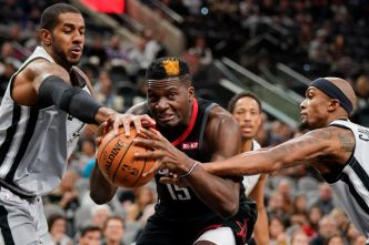 Clint Capela était inarrêtable