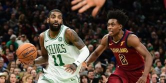 Kyrie Irving dynamite les Cavaliers