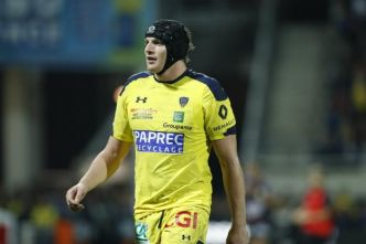 Rugby - Challenge - ASM - Clermont  : les internationaux  au repos