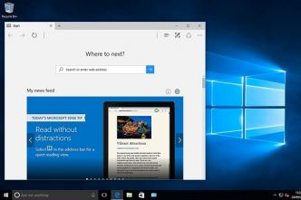Edge vit sûrement ses derniers moments sur Windows 10