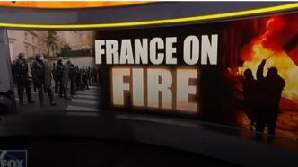 """France on fire"" : quand Fox News parle des Gilets jaunes"