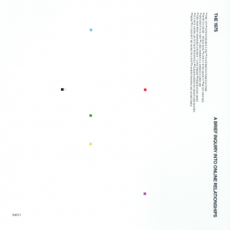 [album] The 1975 - A Brief Inquiry Into Online Relationships