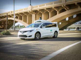 Google lance Waymo One, son service de taxis autonomes